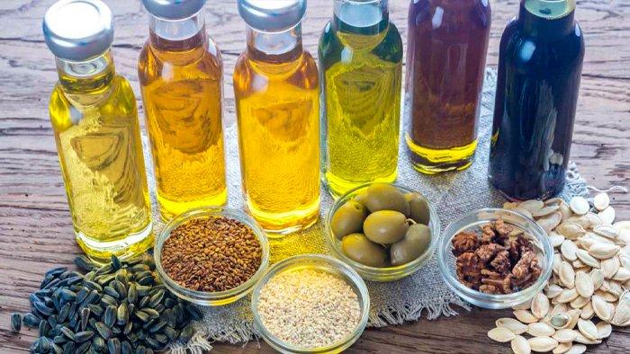 Выбор растительного масла