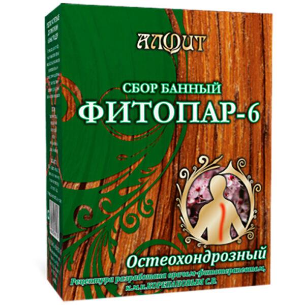 Сбор банный Фитопар-6 Остеохондрозный