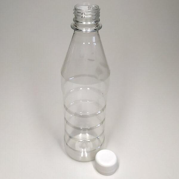 Бутылка ПЭТ 350 мл прозрачная